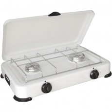 Double Burner Gas Cooker