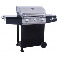 St Vincent 3 Burner Gas Barbecue