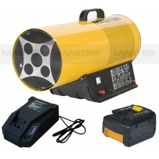 Battery Powered Propane Gas Space Heater