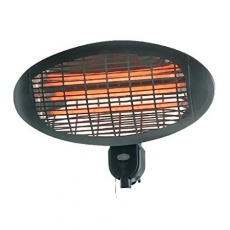 2kW Wall Mounted Patio Heater