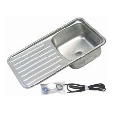 Smev VA0934 Sink / Drainer Stainless Steel