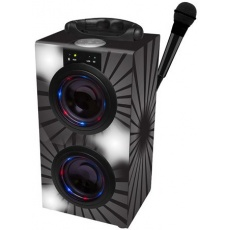 Kids Karaoke Machine Speaker with Microphone