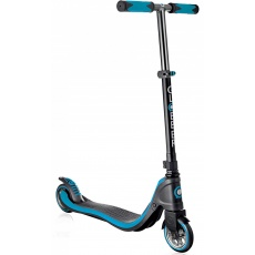 Globber Flow 125 Neon Titanium Scooter Blue