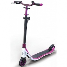 Globber One NL 125 Deluxe Scooter Titanium Purple