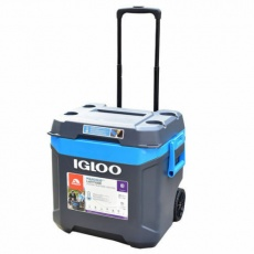 Igloo MaxCold Latitude 62 QT Roller Cool Box with Wheels