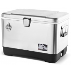 Igloo Stainless Steel 54 QT Cooler Cool Box
