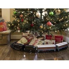 Lionel The Polar Express Christmas Tree Train Set