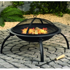 Royal Fire Pit with Folding Legs