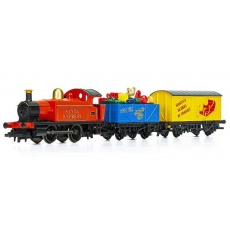 Santas Express Christmas Tree Train Set