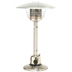 Sirocco Stainless Steel Table Top Heater