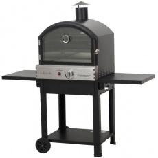Taranto Black Gas Pizza Oven