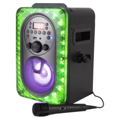 Vibes CDG Bluetooth Karaoke System