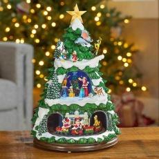 Disney Animated Christmas Tree