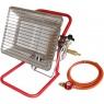 Adjustable Portable Gas Site Heater (360053)