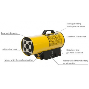 battery powered propane gas space heater - Propane Space Heater