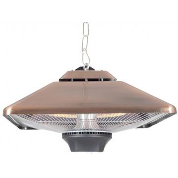 hanging patio heater. Adjustable Copper Hanging Patio Heater