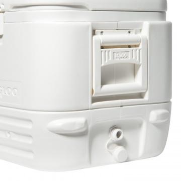 c6351bbd3d8 Igloo 120 QT Large Size White Cool Box