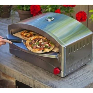 Kemper Portable Gas Pizza Oven Outdoor Commercial