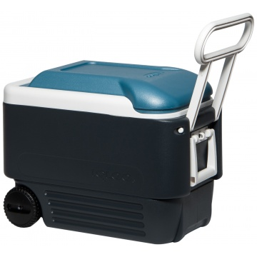 Maxcold 40 Qt Wheeled Cool Box With Wheels