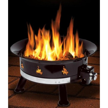 Outland Firebowl Mega Portable Propane Gas Camp Fire Pit on Outland Gas Fire Pit id=82960